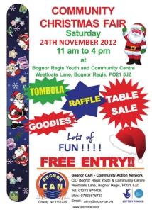 Community Christmas Fair 2012