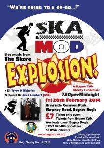 Ska and Mod explsion