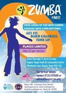 zumba fitness nov 13