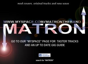 matron flyer