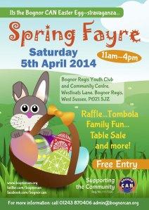 Spring Fayre 2014