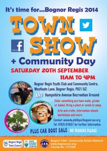 Town Show and Community Event 2014